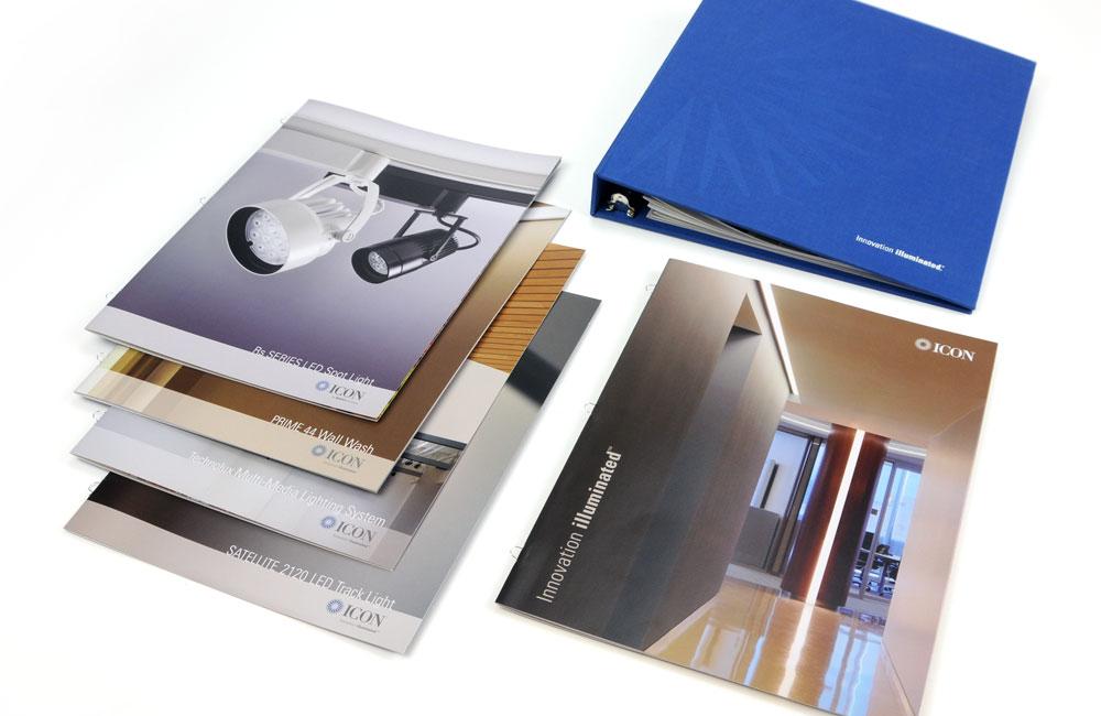 ICON International Brochure Series