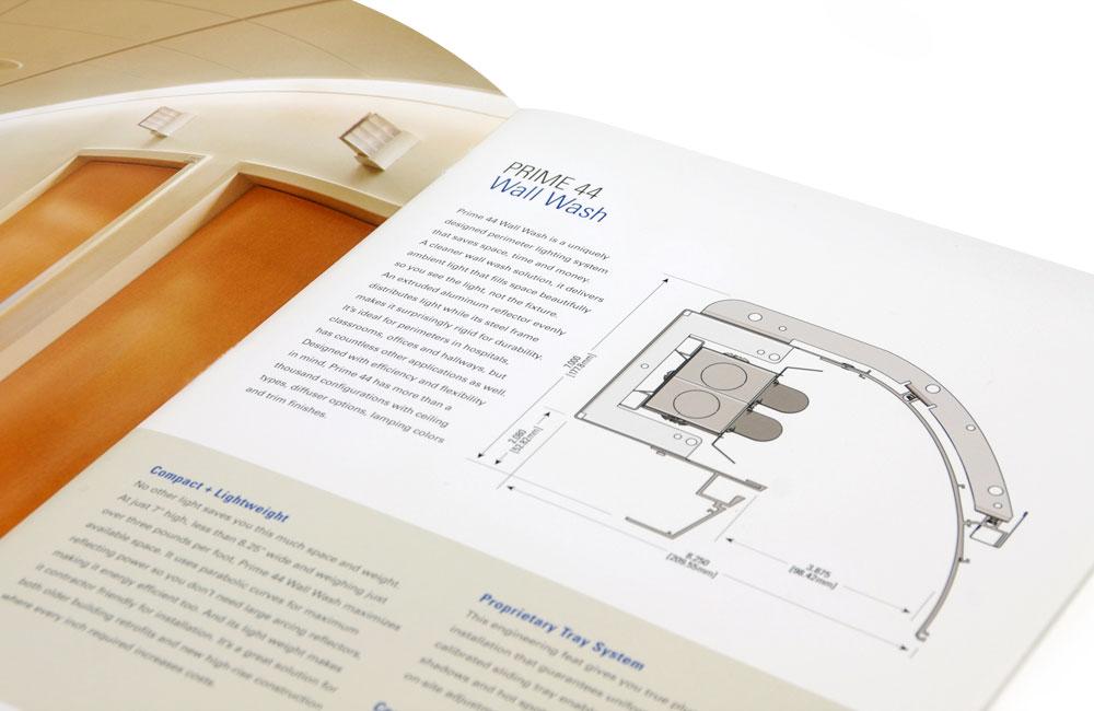 Icon International Prime 44 Wall Wash Brochure