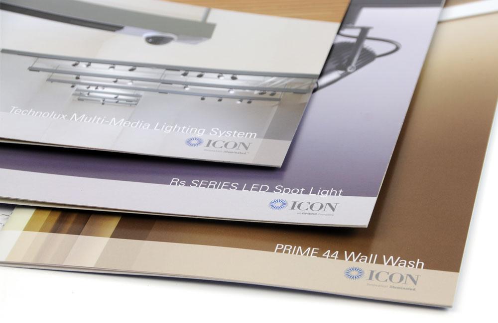 ICON International Brochure System