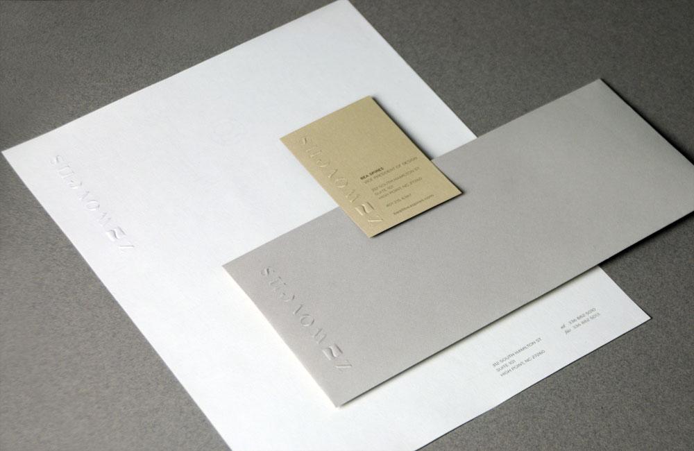 Z-Wovens Fabrics Stationery system